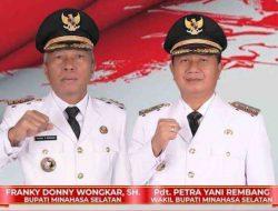 Bupati Franky Wongkar lantik Staf Khusus baru dan Direktur BUMD, ini mereka