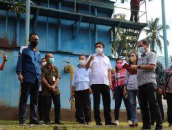 Kecewa, Wali Kota AA ingin ambil alih Instalasi Pengelolaan Air yang masih dikelola Pemprov Sulut