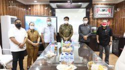 Bertemu Wali Kota AA, ex koleganya di DPRD Sulut pertanyakan program 200 juta per lingkungan AARS
