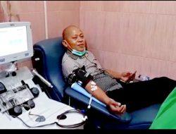 Janni Kasenda, jurnalis penyintas Covid-19 pertama yang jadi pendonor plasma konvalesen
