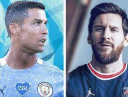 Hasil drawing Liga Champions: Grup A termahal, peluang oil clasico Messi vs Ronaldo