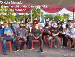 IWO Manado dukung APM dalam sinergitas mengawal pemerintahan AARS