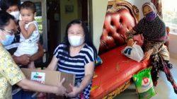 Berbagi di tengah pandemi Covid-19, Jerry Sambuaga salurkan bantuan di Bolmong Raya